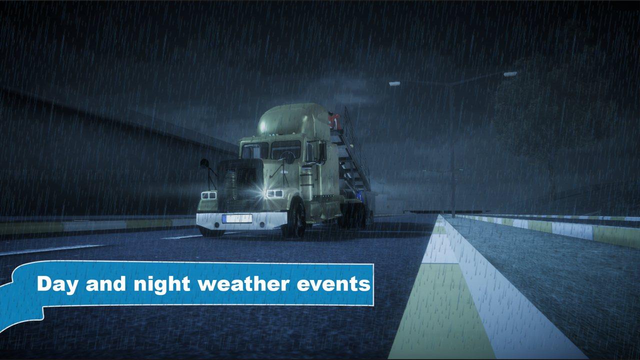 美国重型卡车运输模拟(强制使用) v1.2游戏截图