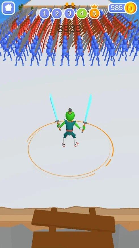 剑战世界(敌人不攻击) v1.5.6游戏截图