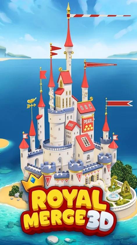 皇家合并匹配(货币不减) v1.0.0游戏截图